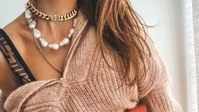 Trove Anja Necklace