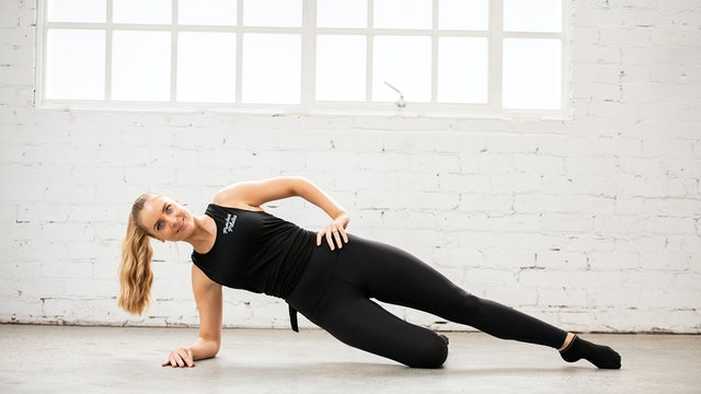 Mon 11/01 07:00am AEST | Pilates With Tori