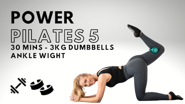 Power Pilates 5