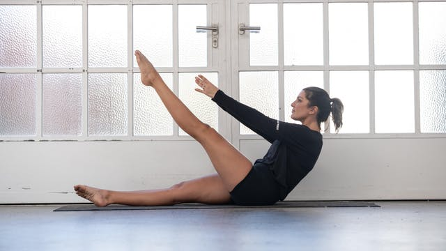 Thu 17/9 6:30am AEST | Pilates With Bec