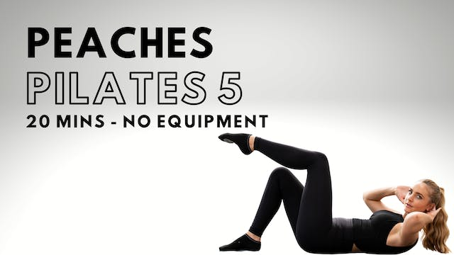 Peaches Pilates 5