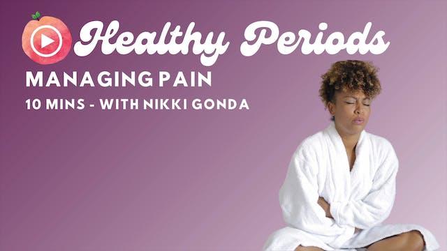 Managing Pain