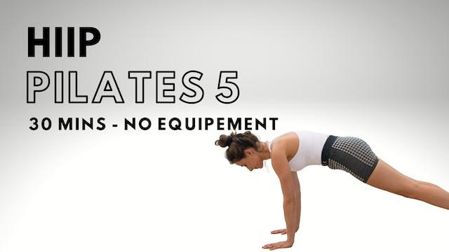 HIIP Pilates 5