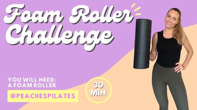 Foam Roller Challenge