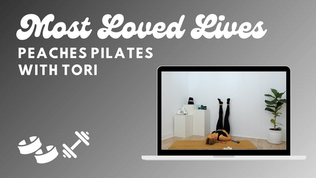 Most Loved Live - Pilates with Tori 1