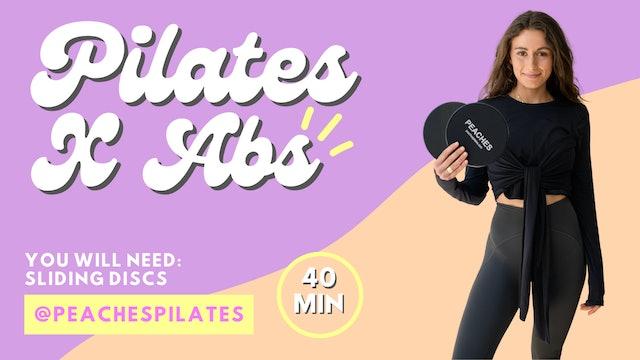 Pilates x Abs