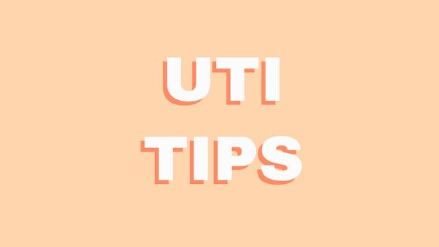 UTI Tip 1