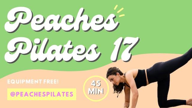 Peaches Pilates 17