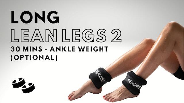 Long Lean Legs 2