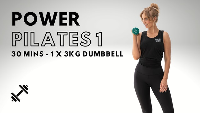 Power Pilates 1