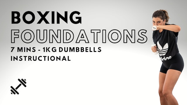 Boxing Foundations