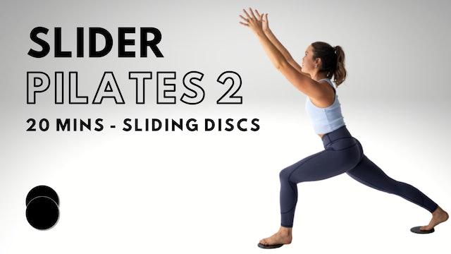 Slider Pilates 2