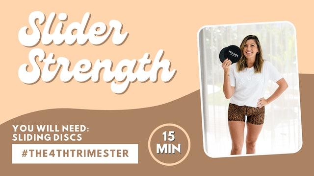 Slider Strength