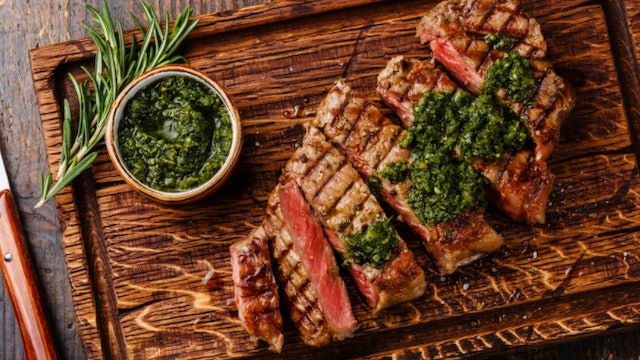 How to cook a perfect sirloin