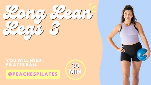 Long Lean Legs 3