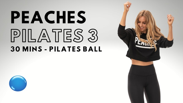 Peaches Pilates 3