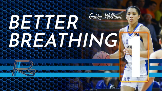 Better Breathing & Stacking