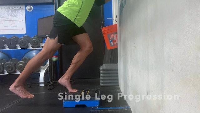 Elevated Bent Knee HSR