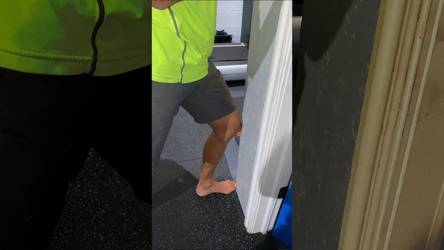 Great Toe Function Test