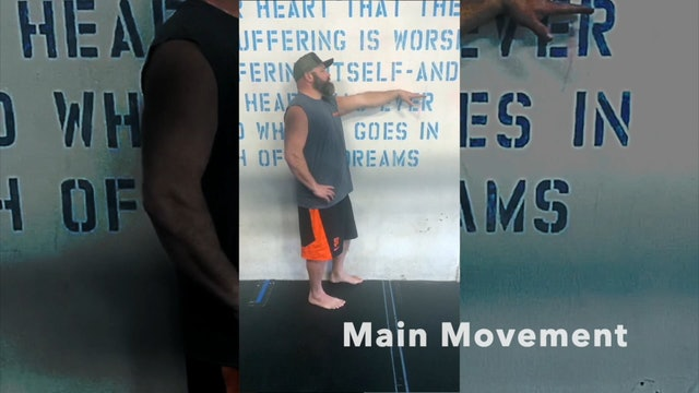 Big 4 Lateral Wall Marches