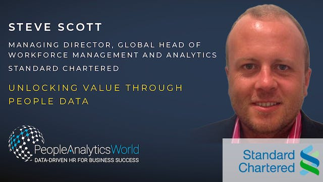 Unlocking Value from People Data