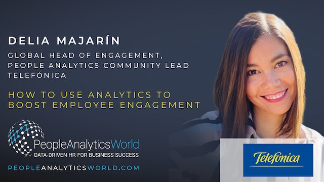 How to use Analytics to Boost Employee Experience & Engagement