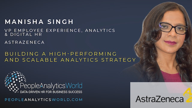 Building a High-Performing and Scalable Analytics Strategy