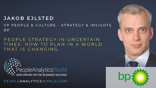 People Strategy in Uncertain Times: H...