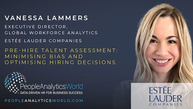 Pre-Hire Talent Assessment