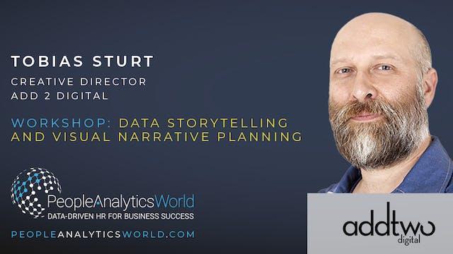 Communicating with Data Visualisation