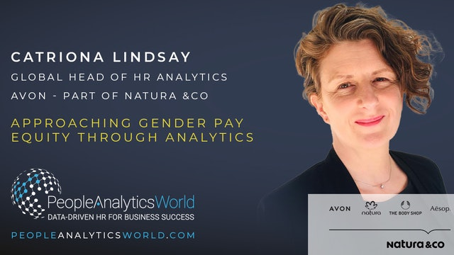 Approaching Gender Pay Equality through Analytics