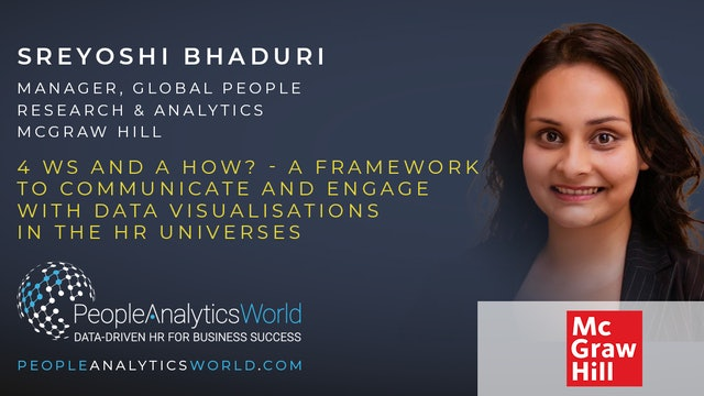 4 Ws and a How?  A Framework to Communicate and Engage in the HR Universe