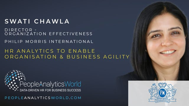 HR Analytics to Enable Organisation a...