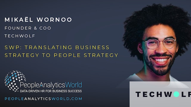 SWP: Translating Business Strategy to People Strategy