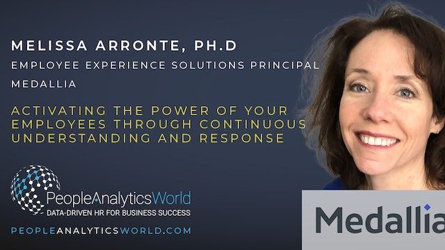 Activating the Power of Your Employees with Continuous Understanding & Response