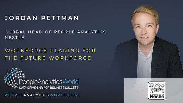 Workforce Planning for the Future Workforce