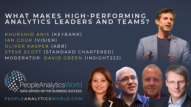 What Makes High-Performing Analytics ...