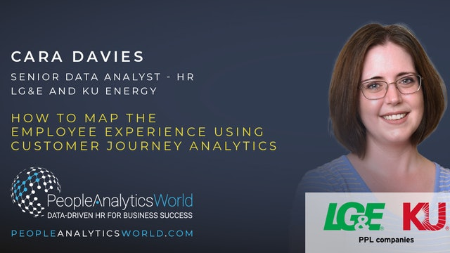 How to Map the Employee Experience using Customer Journey Analytics