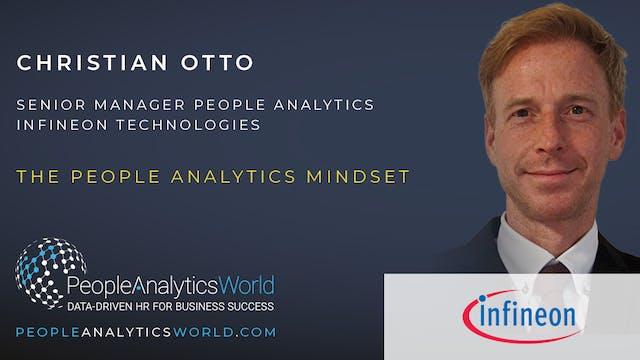 The People Analytics Mindset