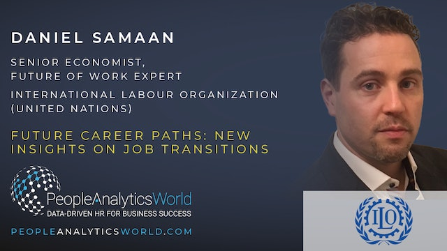Future Career Paths - New Insights on Job-to-Job Transitions