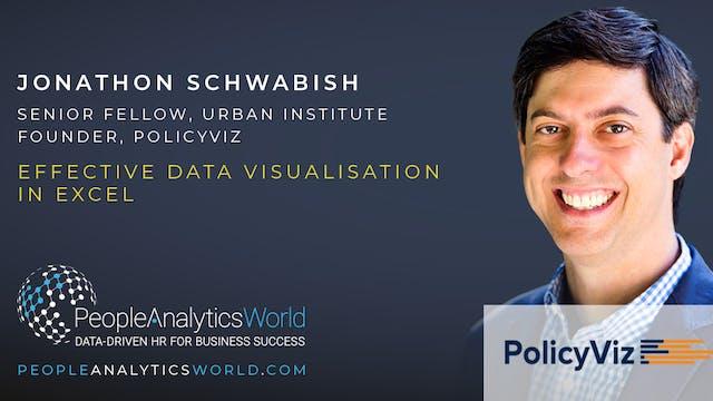 Effective Data Visualisation in Excel