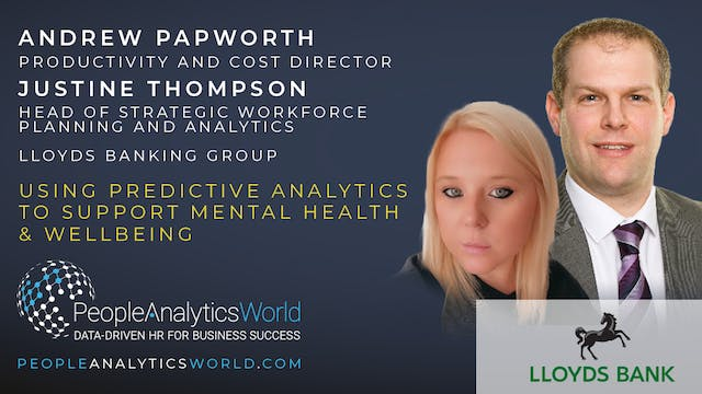 Using Predictive Analytics to Support...