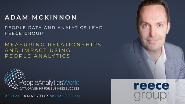 Measuring Relationships and Impact Us...