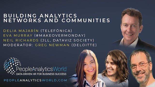 Building Analytics Communities and Ne...
