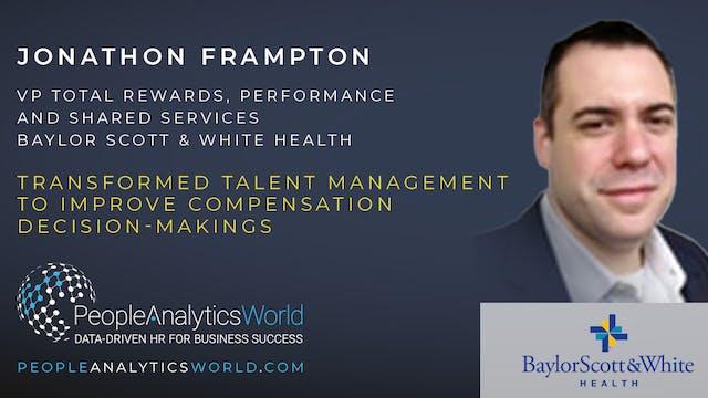 Transformed Talent Management to Impr...