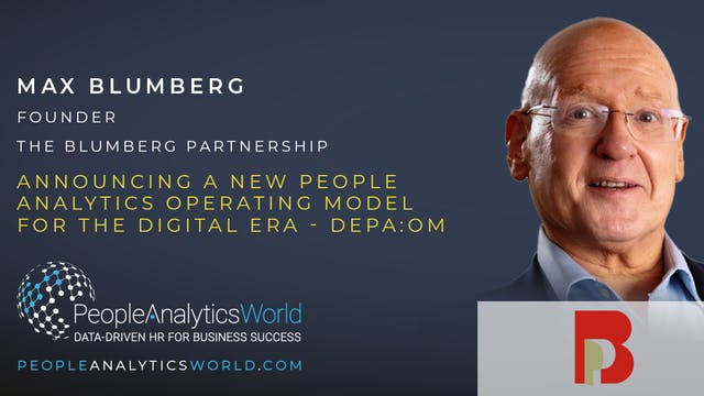 Announcing a New People Analytics Ope...