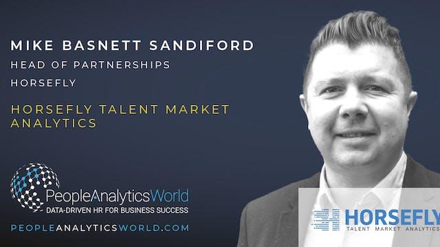 Horsefly Talent Market Analytics