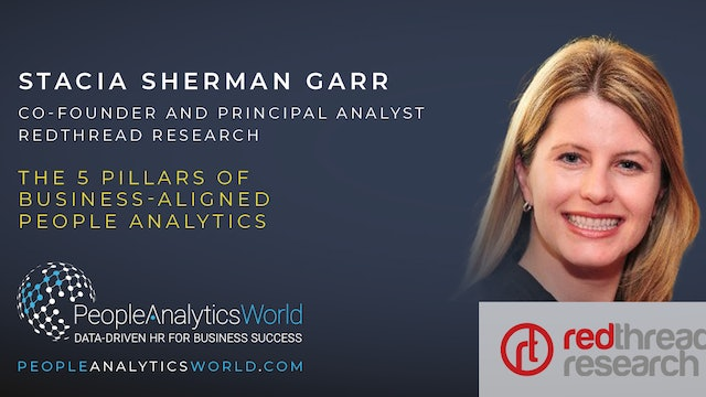 The 5 Pillars of Business-Aligned People Analytics