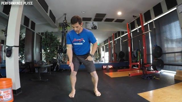 Rotational Squat