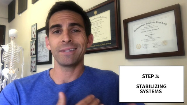Intro to Step 3 - Building Supportive Systems